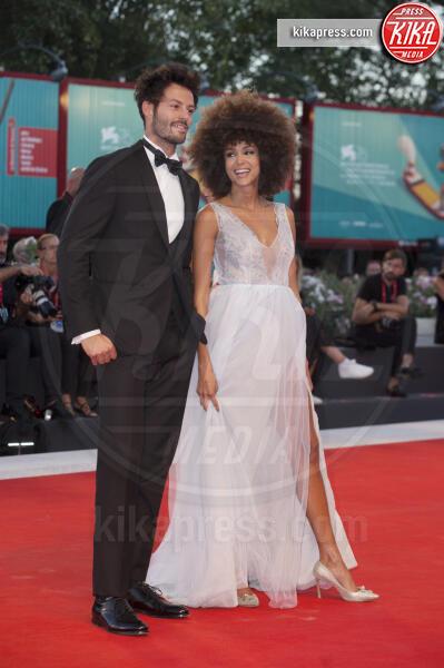Giulio Scarano, Michelle Sampaio - Venezia - 03-09-2019 - Venezia 76: Rodriguez-Moser, l'amore sul red carpet