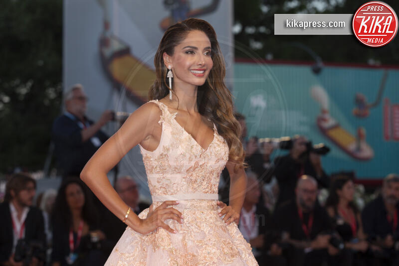 Gloria Patricia Contreras - Venezia - 03-09-2019 - Venezia 76: Rodriguez-Moser, l'amore sul red carpet