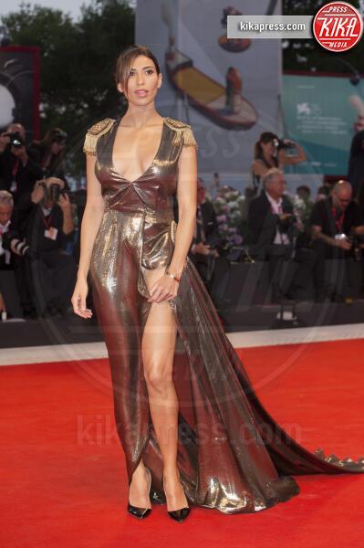 Giorgia Gianetiempo - Venezia - 03-09-2019 - Venezia 76: Rodriguez-Moser, l'amore sul red carpet