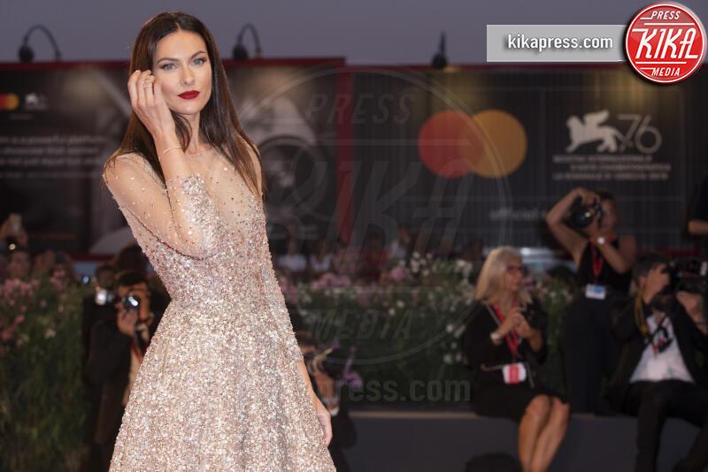 Paola Turani - Venezia - 03-09-2019 - Venezia 76: Rodriguez-Moser, l'amore sul red carpet