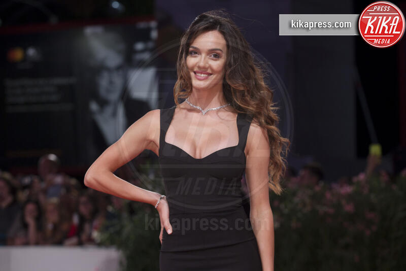 Klaudia Pepa - Venezia - 03-09-2019 - Venezia 76, il red carpet di Guest of Honour