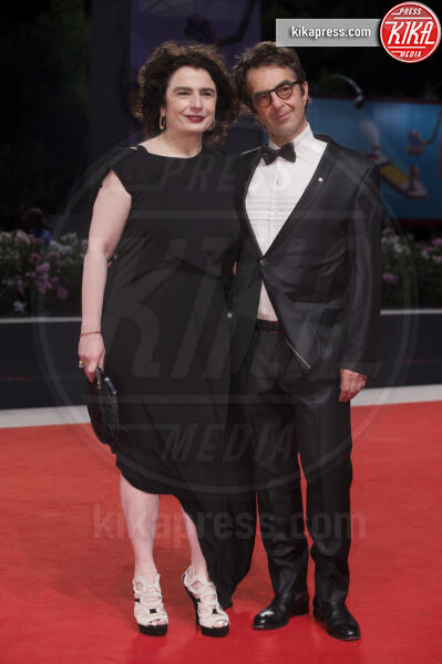 Arsinee Khanjian, Atom Egoyan - Venezia - 03-09-2019 - Venezia 76, il red carpet di Guest of Honour