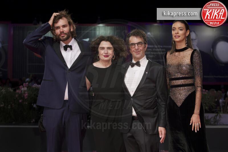 Laysla De Oliveira, Arsinee Khanjian, Rossif Sutherland, Atom Egoyan - Venezia - 03-09-2019 - Venezia 76, il red carpet di Guest of Honour