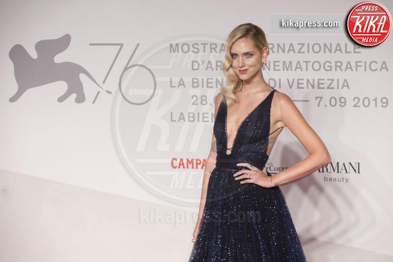 Chiara Ferragni - Venezia - 04-09-2019 - Venezia 76, è la notte di Chiara Ferragni: Unposted