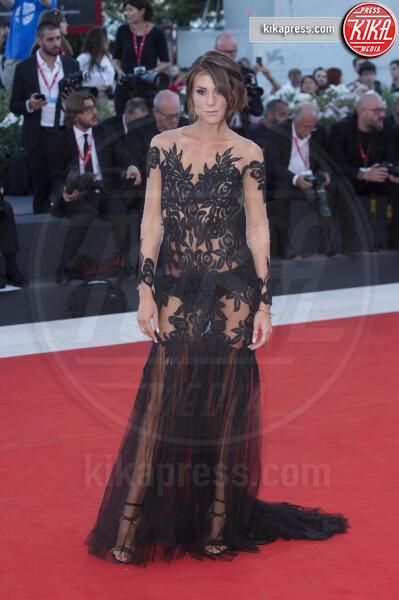 Ilaria Teolis - Venezia - 04-09-2019 - Venezia 76: Giulia Salemi e Gong Li, sensualità sul red carpet