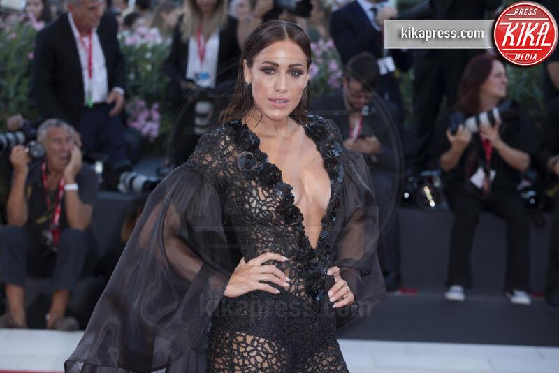 Teresanna Pugliese - Venezia - 04-09-2019 - Venezia 76: Giulia Salemi e Gong Li, sensualità sul red carpet