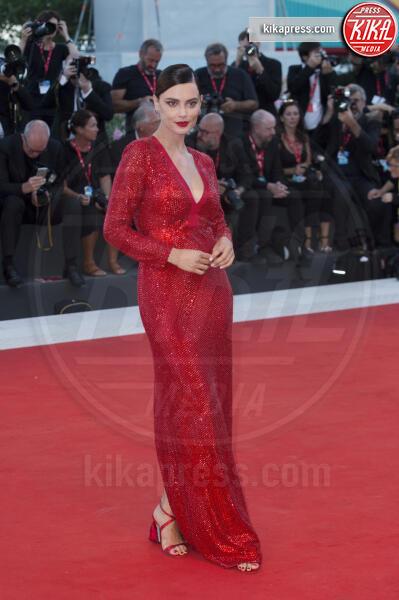 Catrinel Marlon - Venezia - 04-09-2019 - Venezia 76: Giulia Salemi e Gong Li, sensualità sul red carpet