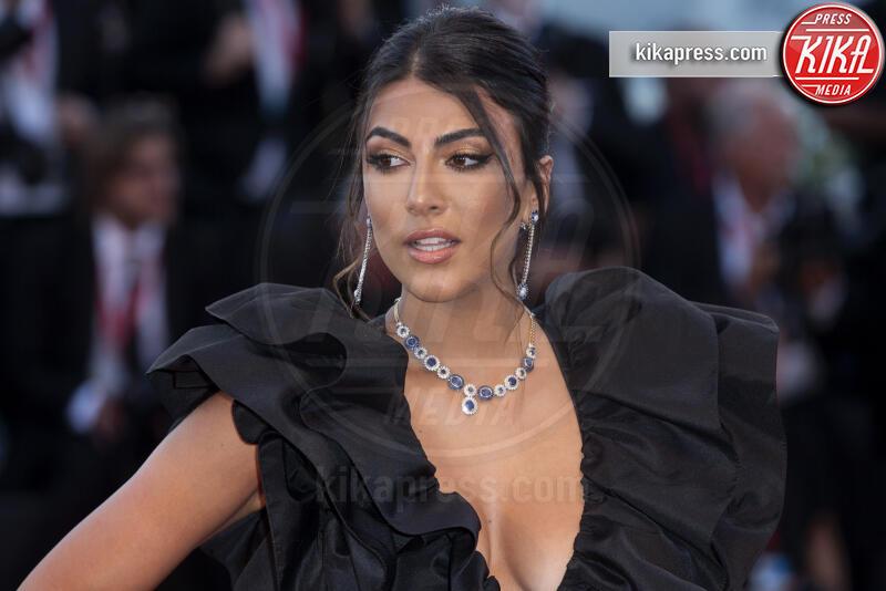 Giulia Salemi - Venezia - 04-09-2019 - Venezia 76: Giulia Salemi e Gong Li, sensualità sul red carpet
