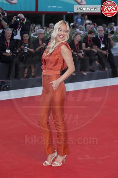 Renata Langmannova - Venezia - 04-09-2019 - Venezia 76: Giulia Salemi e Gong Li, sensualità sul red carpet