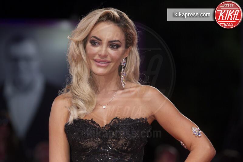 Elena Morali - Venezia - 05-09-2019 - Venezia 76: Alba Parietti al tramonto della kermesse