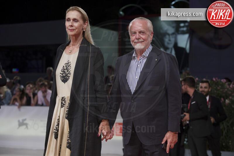Aurelio De Laurentiis - Venezia - 05-09-2019 - Venezia 76: Alba Parietti al tramonto della kermesse