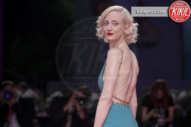 Andrea Riseborough - Venezia - 05-09-2019 - Venezia 76: Alba Parietti al tramonto della kermesse
