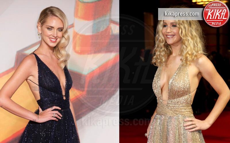 Chiara Ferragni, Jennifer Lawrence - 06-09-2019 - Venezia 76: Chiara Ferragni e J Law, chi lo indossa meglio?