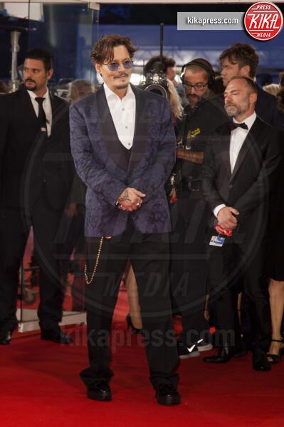 Johnny Depp - Venezia - 06-09-2019 - Venezia 76: Johnny Depp si prende il red carpet del Festival
