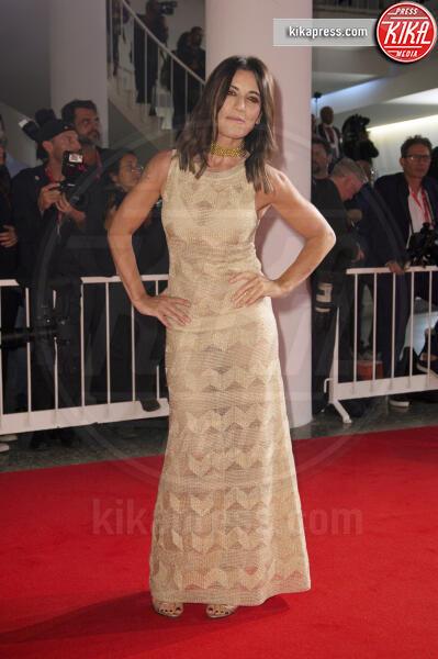 Paola Turci - Venezia - 06-09-2019 - Venezia 76: Safroncik e Mastronardi, il red carpet è Beautiful!