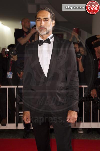 Sergio Muniz - Venezia - 06-09-2019 - Venezia 76: Safroncik e Mastronardi, il red carpet è Beautiful!