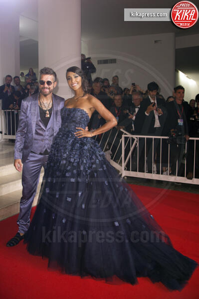 Edoardo Stoppa, Juliana Moreira - Venezia - 06-09-2019 - Venezia 76: Safroncik e Mastronardi, il red carpet è Beautiful!
