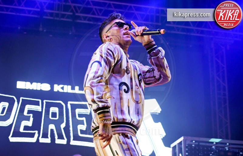 Emis Killa - Sesto San Giovanni - 08-09-2019 - Emis Killa chiude il Supereroe Tour al Carroponte