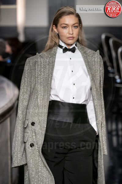 Sfilata Ralph Lauren, Gigi Hadid - New York - 07-09-2019 - New York Fashion Week, la sfilata Ralph Lauren