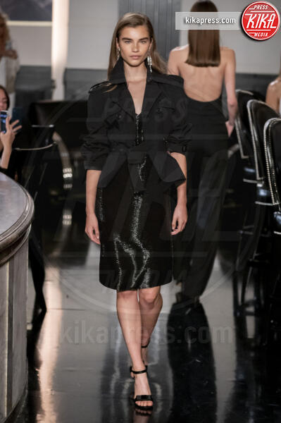 Sfilata Ralph Lauren - New York - 07-09-2019 - New York Fashion Week, la sfilata Ralph Lauren