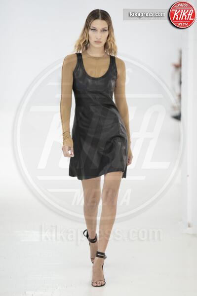 Sfilata Helmut Lang, Bella Hadid - New York - 09-09-2019 - New York Fashion Week, la sfilata Helmut Lang