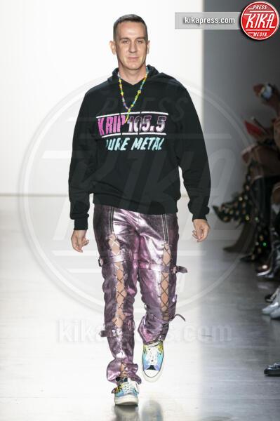 Jeremy Scott - New York - 09-09-2019 -  New York Fashion Week, la sfilata Jeremy Scott