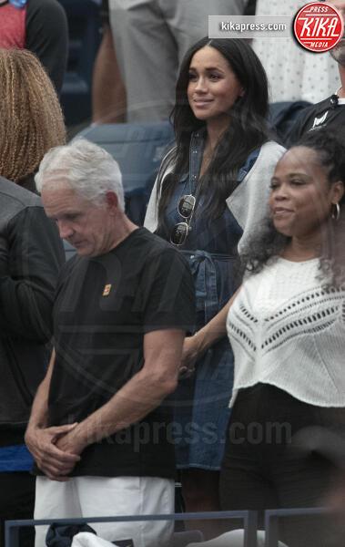 Meghan Markle - Flushing Meadows - 07-09-2019 - Meghan Markle, il portaSfortuna di Serena Williams?