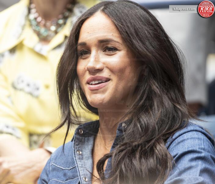 Meghan Markle - New York - 07-09-2019 - Meghan Markle, il portaSfortuna di Serena Williams?