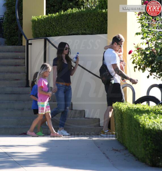 Noah Green, Bodhi Ransom Green, Megan Fox, Brian Austin Green - Calabasas - 07-09-2019 - Megan Fox e Brian Austin Green, Noah è sempre più