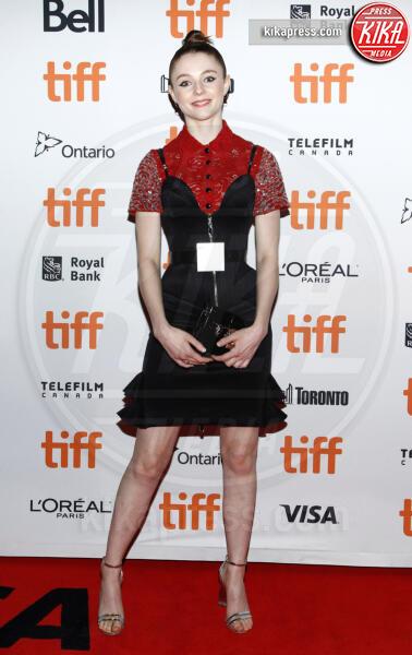 Thomasin McKenzie - Toronto - 08-09-2019 - Toronto 2019, Scarlett Johansson stella d'argento sul red carpet