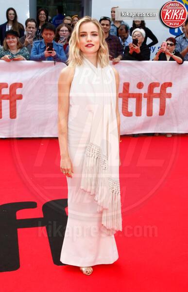 Willa Fitzgerald - Toronto - 08-09-2019 - Toronto 2019, Scarlett Johansson stella d'argento sul red carpet