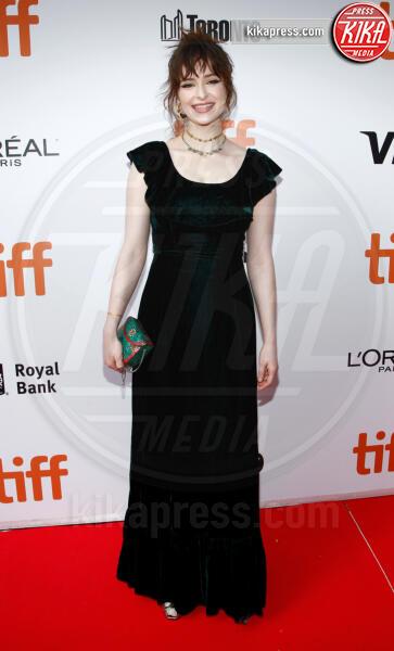 Ashleigh Cummings - Toronto - 08-09-2019 - Toronto 2019, Scarlett Johansson stella d'argento sul red carpet
