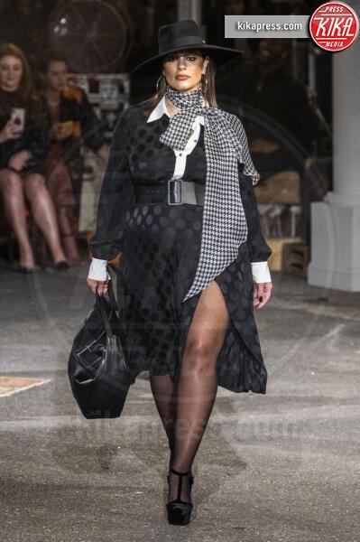 Sfilata Tommy Hilfiger, Ashley Graham - New York - 09-09-2019 - New York Fashion Week, la sfilata Tommy Hilfiger