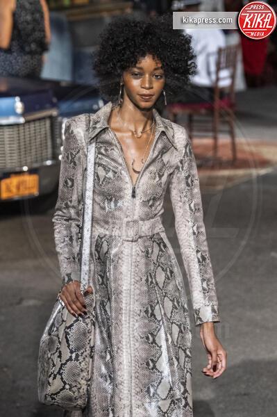 Sfilata Tommy Hilfiger - New York - 09-09-2019 - New York Fashion Week, la sfilata Tommy Hilfiger
