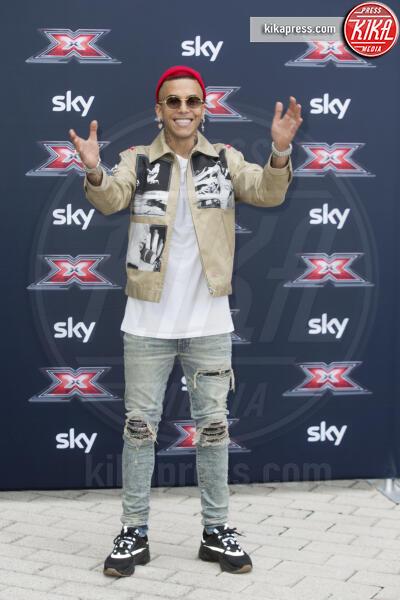 Sfera Ebbasta - Milano - 10-09-2019 - X Factor fa 13 con Maionchi, Samuel, Malika Ayane, Sfera Ebbasta