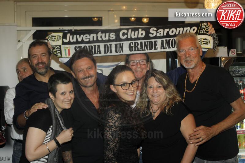 Toto Schillaci, Stefano Tacconi - 06-09-2019 - Varese, Stefano Tacconi e Totò Schillaci insieme per