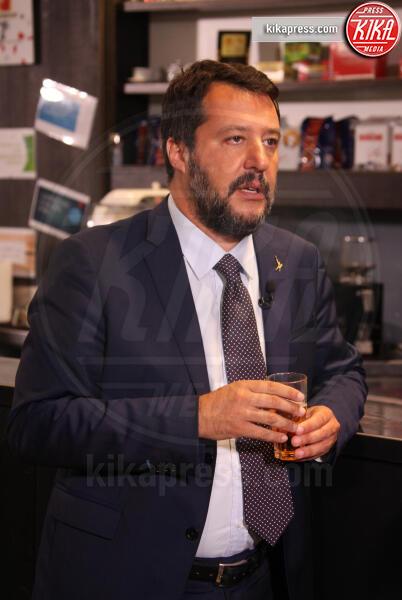 Matteo Salvini - Roma - 10-09-2019 - Porta a Porta, la prima puntata con Salvini è quasi flop