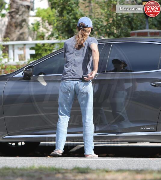 Jennifer Garner - Brentwood - 09-09-2019 - Ribaltone Bennifer, Jennifer Garner in dolce attesa di Affleck?