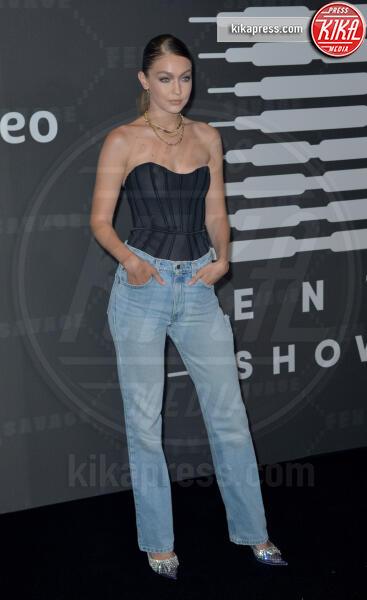 Gigi Hadid - New York - 11-09-2019 - Vanessa Hudgens, sotto il vestito niente al Fenty Event