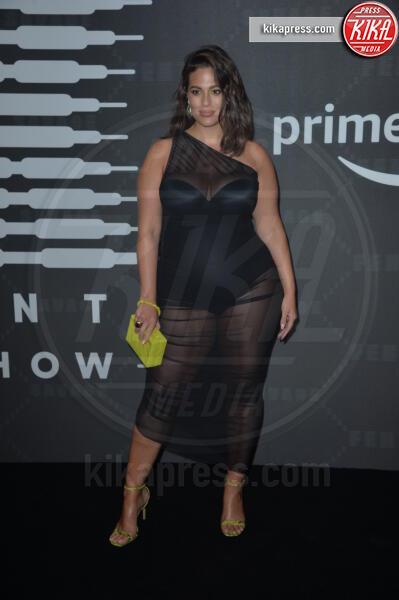 New York - 10-09-2019 - Vanessa Hudgens, sotto il vestito niente al Fenty Event