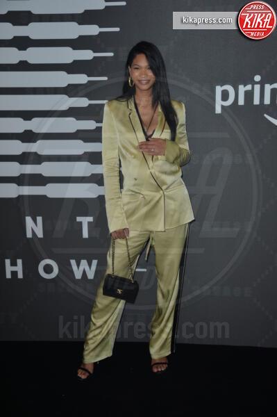 Chanel Iman - New York - 10-09-2019 - Vanessa Hudgens, sotto il vestito niente al Fenty Event