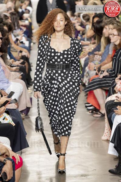 New York - 11-09-2019 - New York Fashion Week: la sfilata Michael Kors