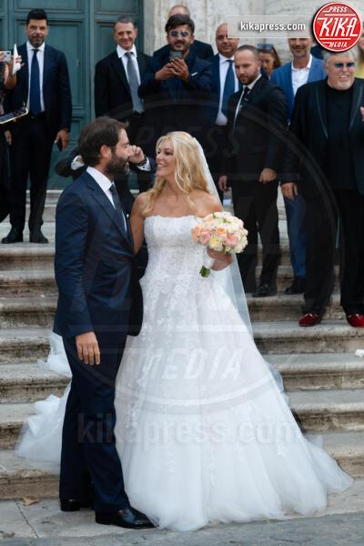 Eleonora Daniele - Roma - 16-09-2019 - Nozze Eleonora Daniele, gli ospiti vip e le foto più belle