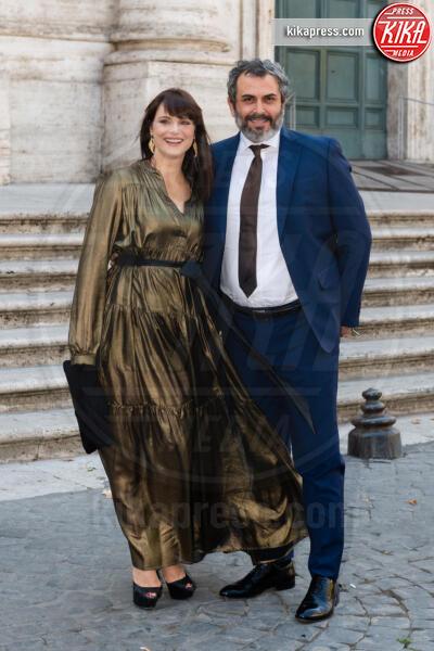 Lorena Bianchetti - Roma - 16-09-2019 - Nozze Eleonora Daniele, gli ospiti vip e le foto più belle