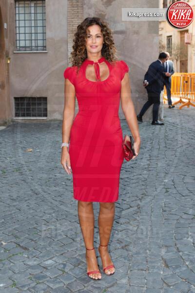 Samantha De Grenet - Roma - 16-09-2019 - Nozze Eleonora Daniele, gli ospiti vip e le foto più belle