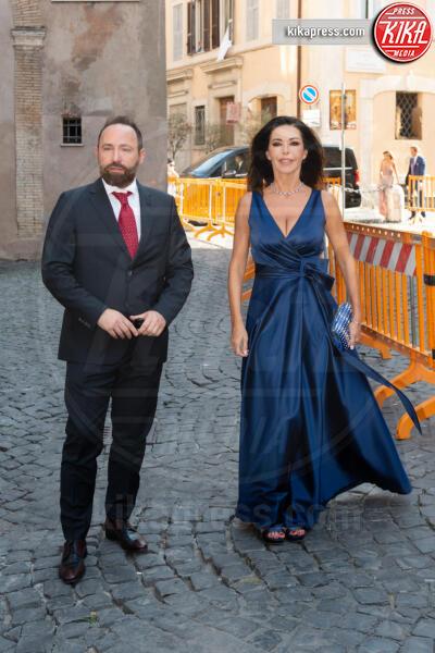 Emanuela Folliero - Roma - 16-09-2019 - Nozze Eleonora Daniele, gli ospiti vip e le foto più belle