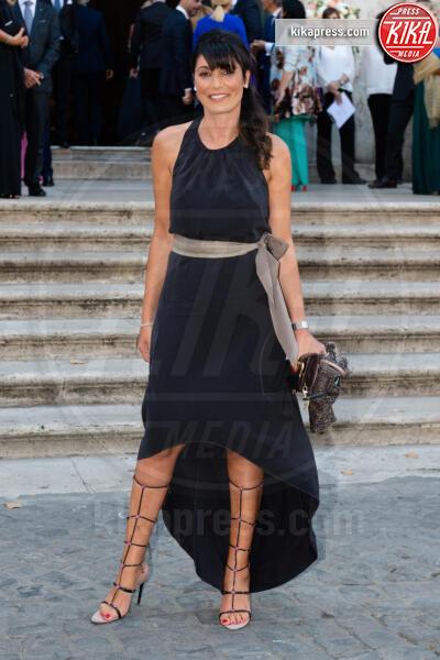 Barbara Di Palma - Roma - 16-09-2019 - Nozze Eleonora Daniele, gli ospiti vip e le foto più belle