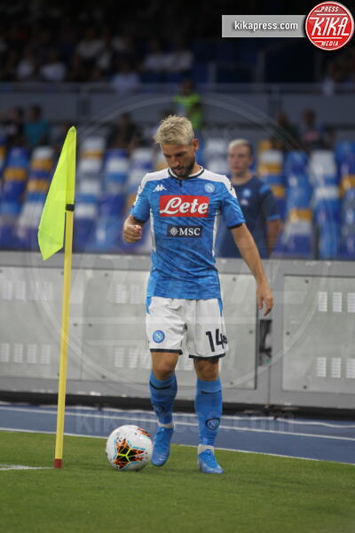Dries Mertens - Napoli - 14-09-2019 - Napoli Samp 2 a 0: Mertens stende i blucerchiati