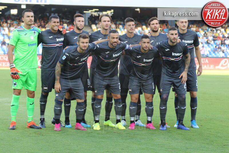 Sampdoria - Napoli - 14-09-2019 - Napoli Samp 2 a 0: Mertens stende i blucerchiati