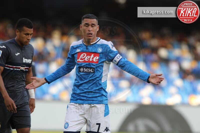 Napoli - 14-09-2019 - Napoli Samp 2 a 0: Mertens stende i blucerchiati